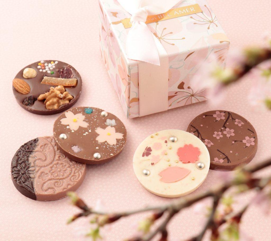 華やかなショコラが勢揃い! 桜&イースターの限定コレクションが登場の画像
