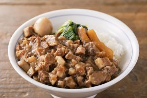 〈おいしいテイクアウト〉モチモチ水餃子に〆の魯肉飯、台湾料理で旅行気分(神楽坂)の画像