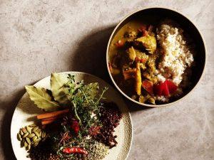 〈おいしいテイクアウト〉「sanmi」の完全栄養食カレーで、食欲も栄養も満たされる(虎ノ門)の画像