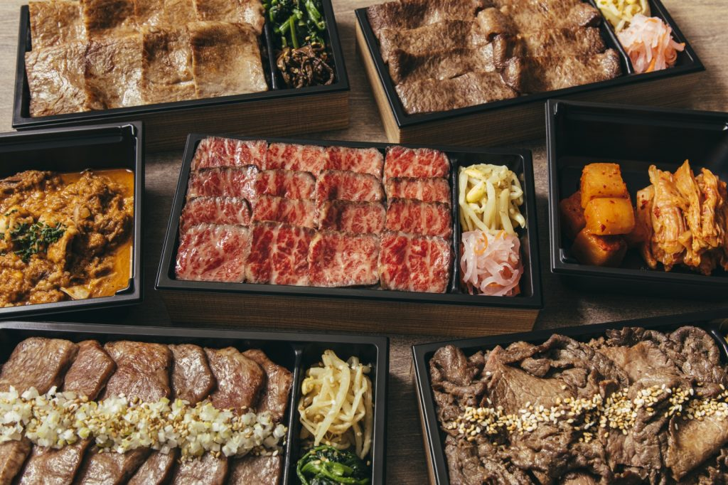 〈おいしいテイクアウト〉焼肉うしごろの肉グルメ弁当BEST3! 極上赤身ステーキや国産黒毛和牛で舌鼓(西麻布・銀座)の画像