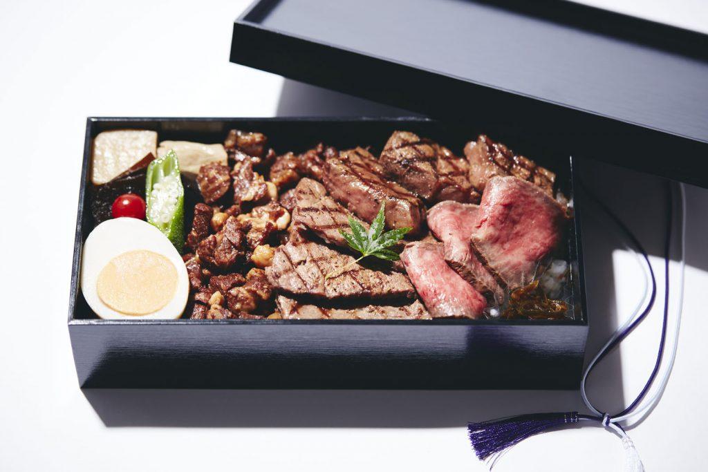 注目の肉グルメ弁当と一緒に、銀座でピクニック気分!の画像