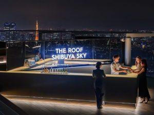 地上約230m! 渋谷に絶景ルーフトップバーが期間限定オープンの画像