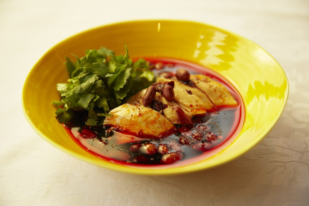 まっすぐな料理の味はそのまま、新たな挑戦も。二ツ星中華料理店が紀尾井町に移転オープンの画像