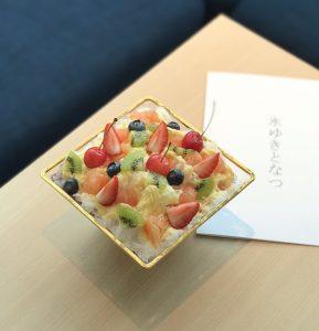 ファン待望! 間借りかき氷店「氷ゆきとなつ」が今年は新宿にオープンの画像