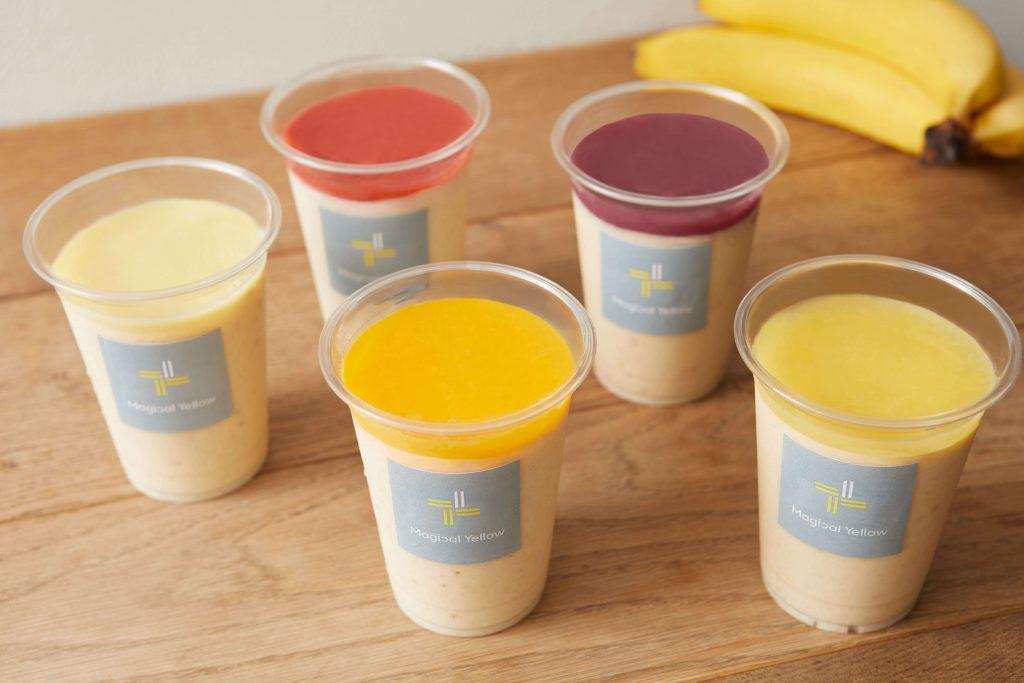 驚きの甘さなのに砂糖不使用! 次世代型バナナスムージー専門店が誕生の画像