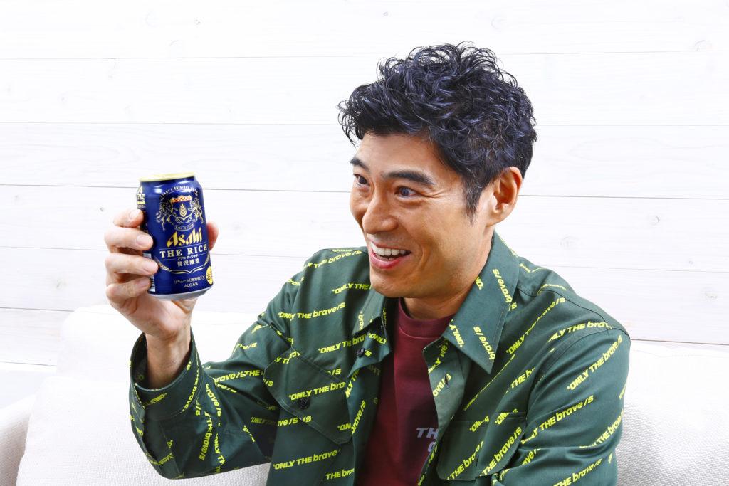 食べログ グルメ著名人・髙嶋 政宏が唸った! 『アサヒ ザ・リッチ』で愉しむ家時間