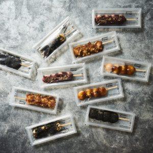 すあまも団子もおしゃれにアレンジ。モダンな和菓子専門店が日比谷に誕生の画像