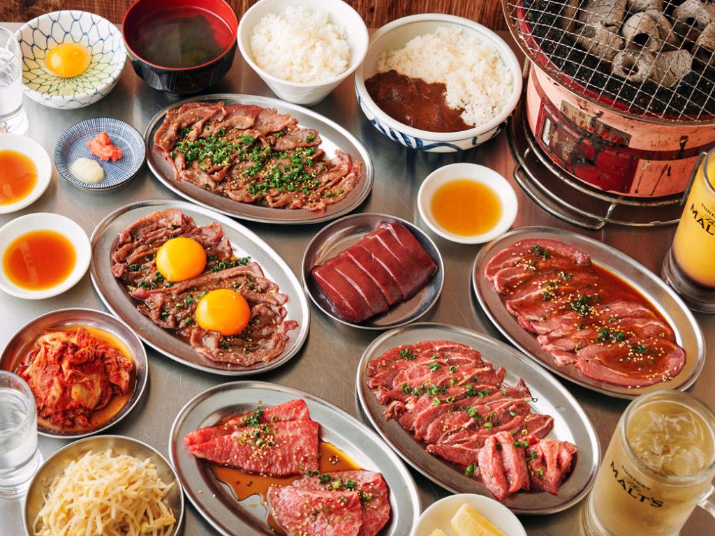 予約が取れない名店「焼肉ヒロミヤ」監修! 5,000円で焼肉コース&飲み放題を堪能の画像