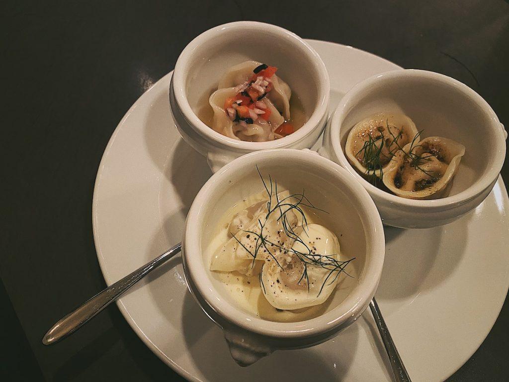ロシアの水餃子ってどんな味? お酒好きモデルが渋谷のビストロでおいしさ新発見の画像