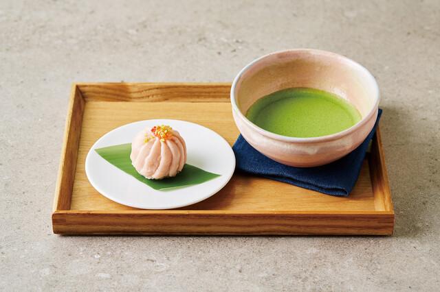「小さなおやつと抹茶SET」880円
