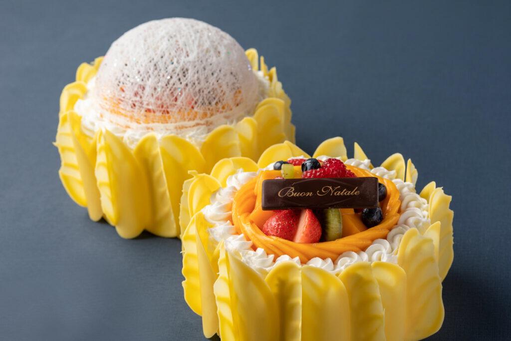 2020年のクリスマスケーキは、いつもと違う! ホテルの新感覚ケーキ5選の画像