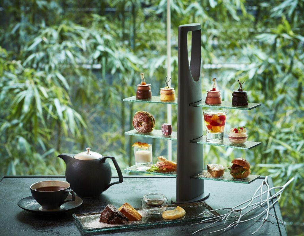 冬の京都でスイーツを満喫。贅沢なショコラアフタヌーンティーが登場の画像