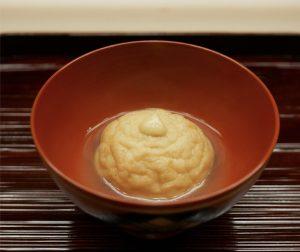食通に聞いた2020年のナンバーワン! 金沢の和食名店のがんもどきの画像