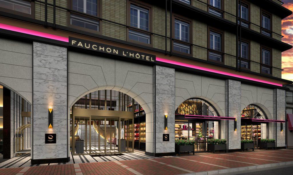 パリ発の美食ブランド「フォション」が、日本初・世界で2軒目のホテルを京都に開業!の画像