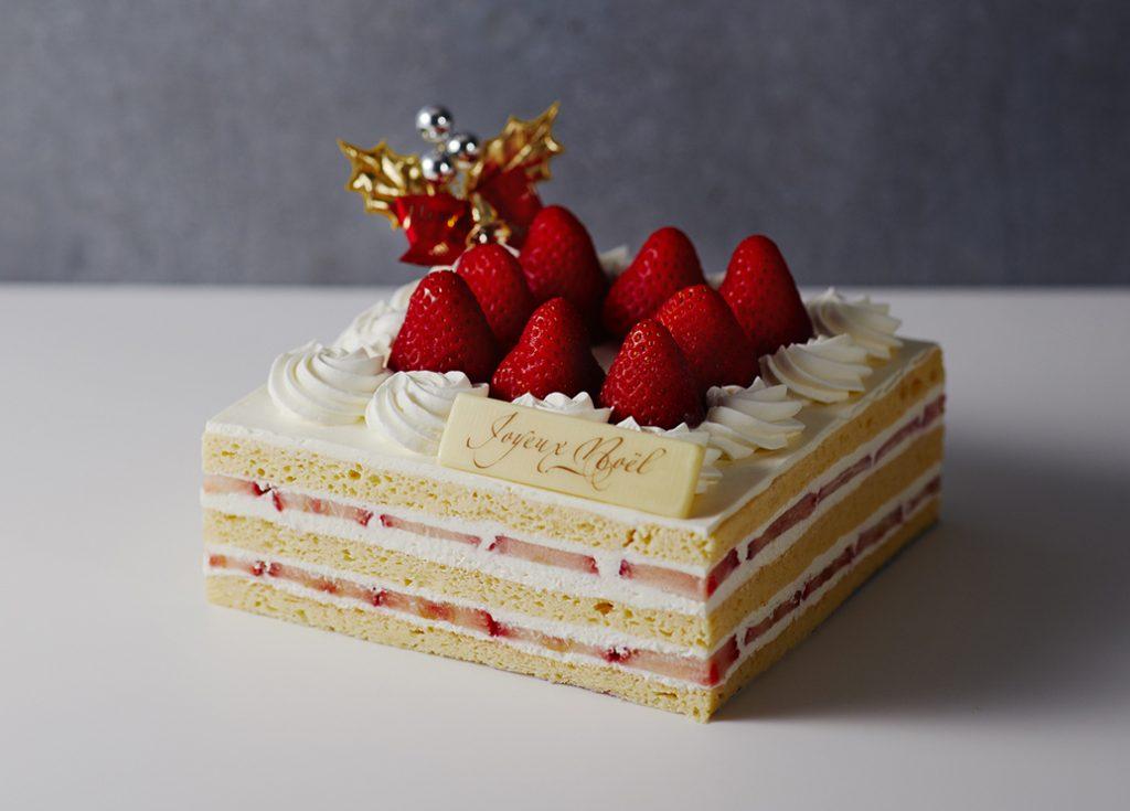 もう予約した? 家族で食べたい都内ホテルのクリスマスケーキ2020の画像