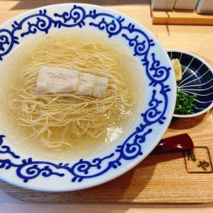 食通に聞いた2020年に感動した味! クリアな豚骨スープが革命的な「豚そば」の画像