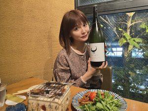 200種以上の銘柄がお出迎え。お酒好きモデルの2020年はそばと日本酒で〆る!の画像