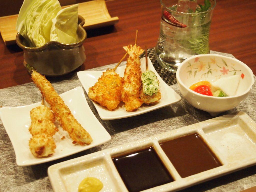2021年流行る店を食通が予想! 2種類の自家製ソースがやみつき、大阪の串揚げ店の画像
