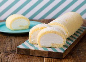 究極の濃厚ロールケーキが誕生!  生クリーム専門店「MILK」の限定スイーツの画像