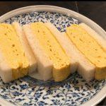 白金の和食屋さんがランチ開始! ふわふわ卵の出汁巻きサンドをお手頃価格での画像