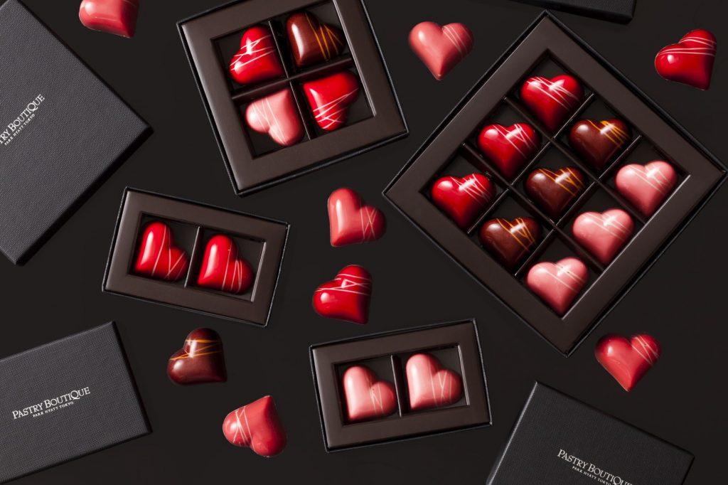 2021年のバレンタインを特別な日に。都内ホテルの厳選チョコ&グルメの画像