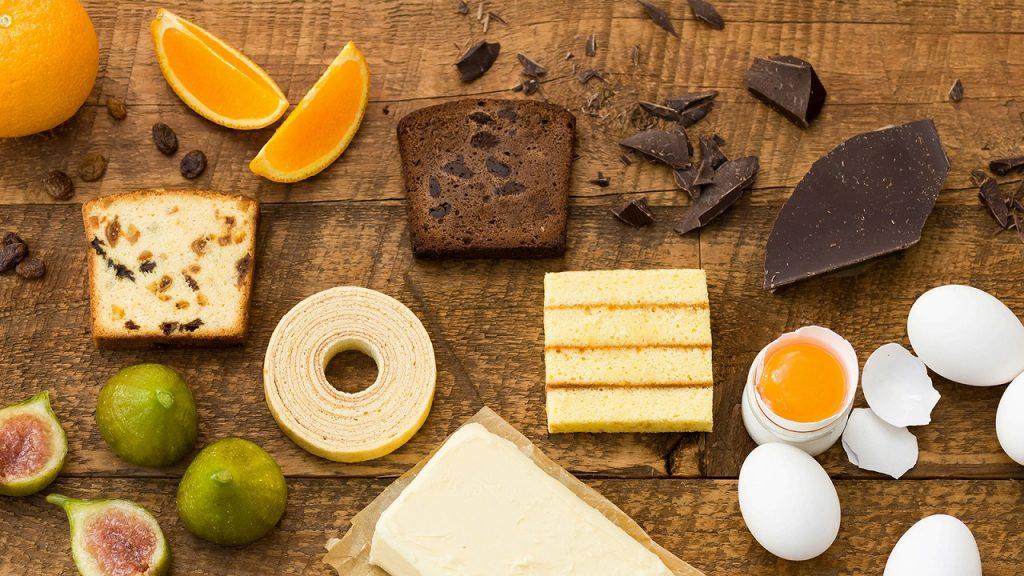 ユーハイムから「純正バターパウンドケーキ」が登場。膨張剤不使用でもふんわり!の画像