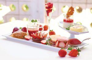 苺スイーツづくしの新デザートに、濃厚なショコラバームクーヘンも! 最新スイーツ3選の画像