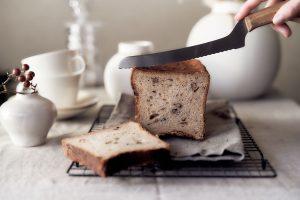 """おうち時間を贅沢に。食パン専門店「ふじ森」の""""あんバター""""食パンの画像"""
