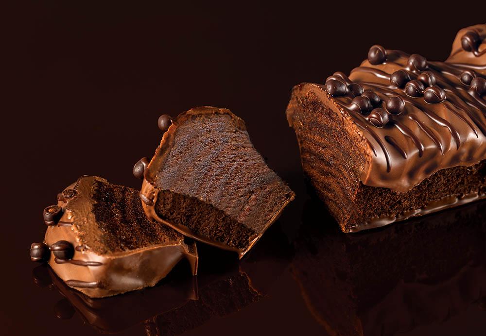 ずっしり濃厚で、とろける味わい。毎年人気のバレンタイン限定バームクーヘンが今年も登場の画像