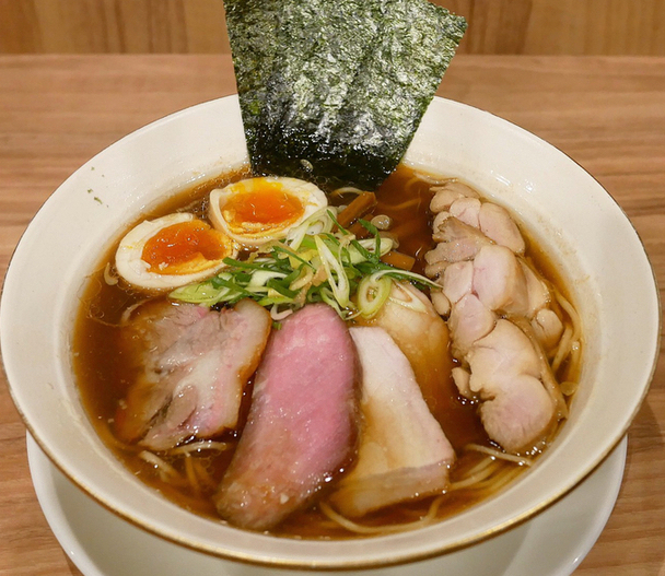 ラーメン王が選ぶ、「今食べたい」ラーメン5選(東京編)の画像