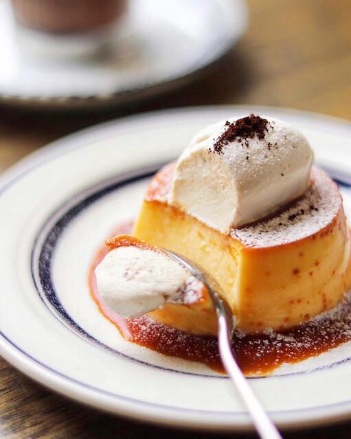 渋谷で食べたい! 見惚れる「プリン」5選の画像