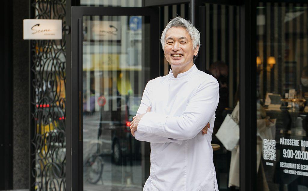 成田一世パティシエ