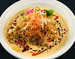 泡スープでフワフワ仕立てに! 高円寺の名物担々麺がリニューアルの画像