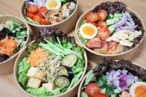 旬の京野菜がたっぷり! サラダボウルのテイクアウト店が京都・烏丸に登場の画像