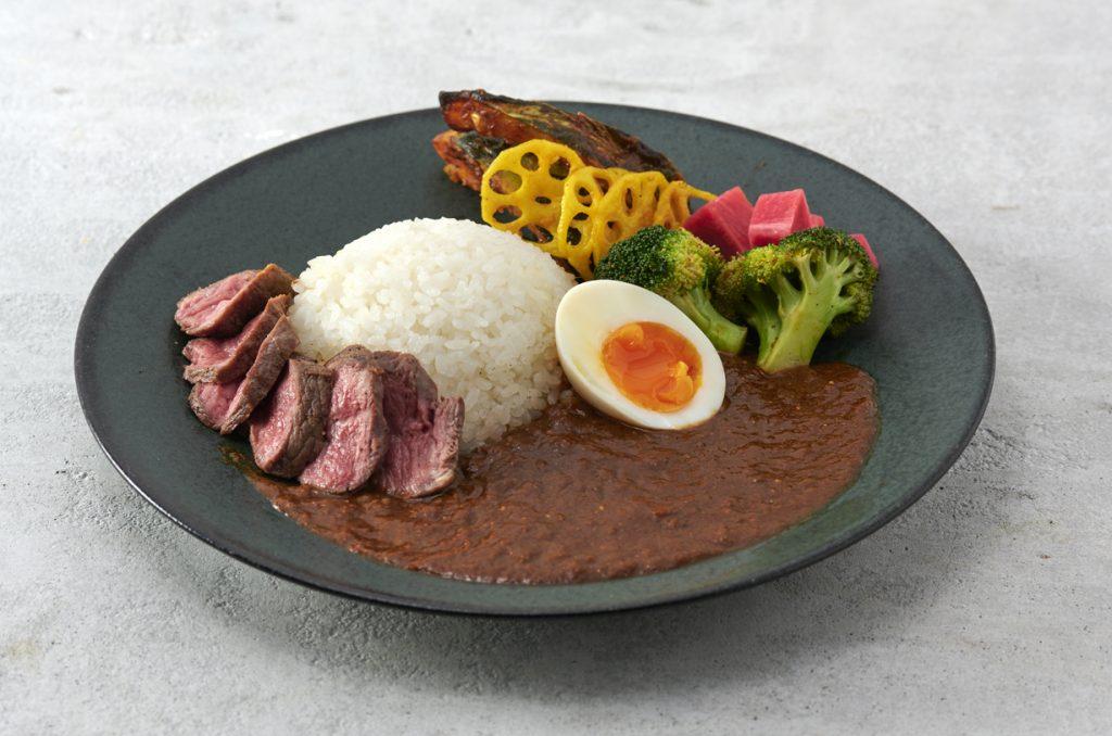 野菜×肉×カレーが一皿に! 「J.S. CURRY」に新ワンプレートが仲間入りの画像