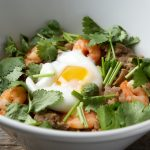手軽なシーフードランチに、フワフワスープの担々麺も! 最新グルメ3選