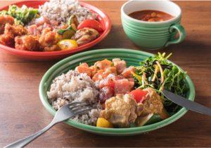 「大戸屋」が手掛けるカフェに、「惣菜」をテイクアウトできるバーも! 最新グルメ3選の画像
