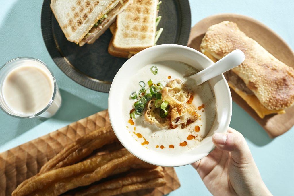 豆乳スープ「シェントウジャン」って? 台湾朝食専門店がオープンの画像