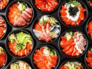 種類豊富なサーモン丼専門店が、デリバリー&テイクアウトで登場!の画像