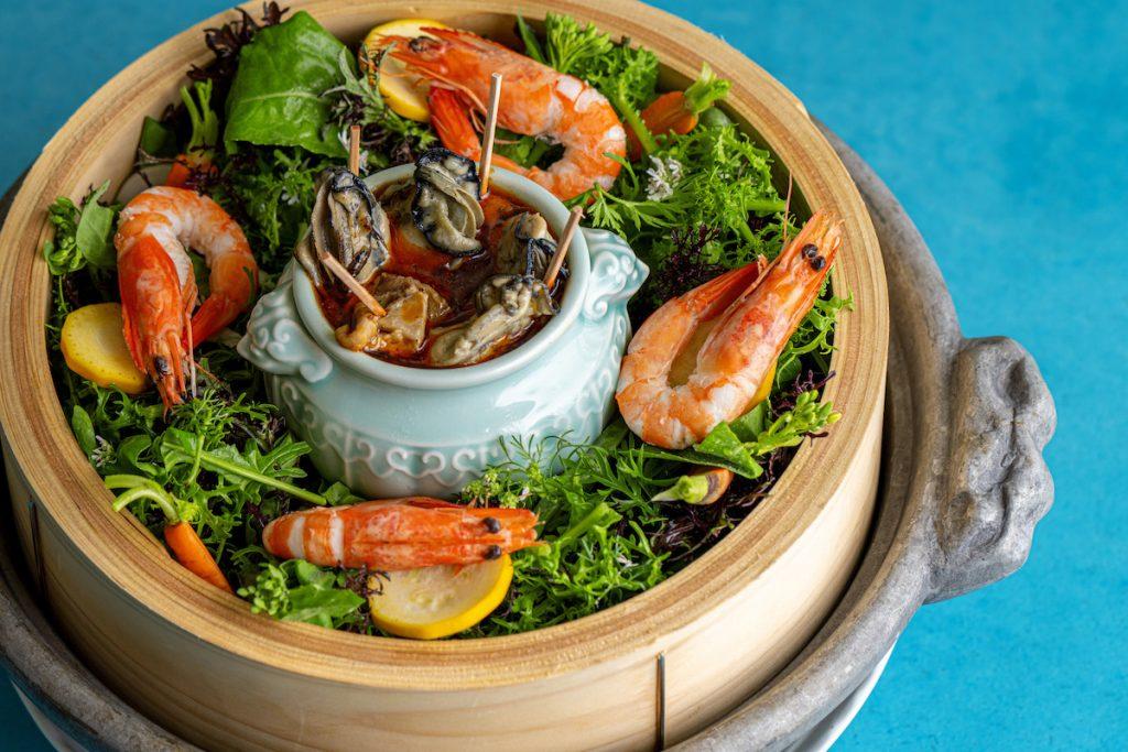 税込5,000円でコースを堪能。中華料理の巨匠がプロデュースする新しい町中華とは?の画像