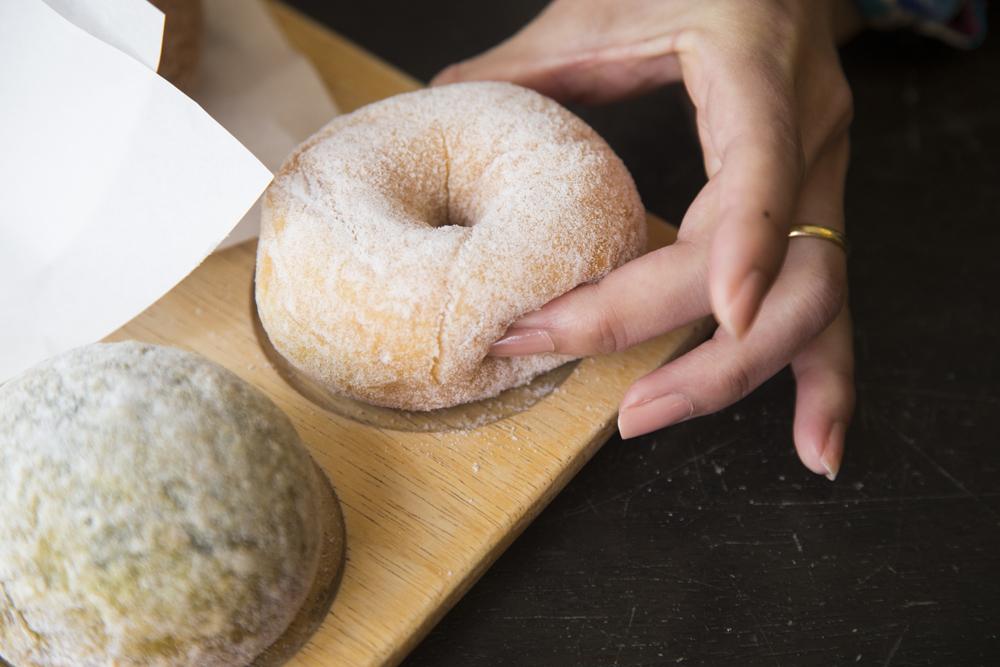 愛されるドーナツ、食べログランキング1位「ハリッツ」の魅力とはの画像