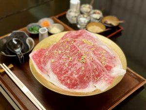 松阪牛がラーメンを覆う!?  プチ贅沢を楽しめる料亭が登場の画像