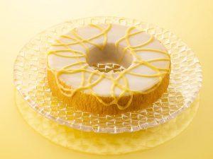 ねんりん家より、爽やかなレモン風味の新作バームクーヘンが登場!の画像