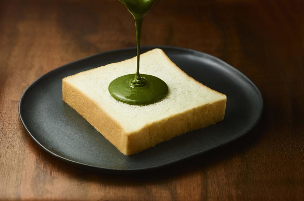 食パンにぴったり! 「銀座に志かわ」の濃厚「抹茶みつ」の画像