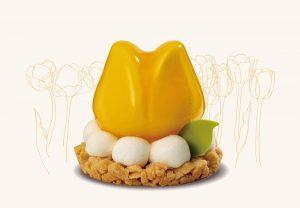 チューリップ&ローズのかわいすぎるケーキコレクションが登場!の画像