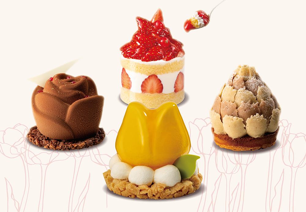 苺を贅沢に使ったブッフェに、かわいすぎるケーキコレクションも! 最新スイーツ3選の画像