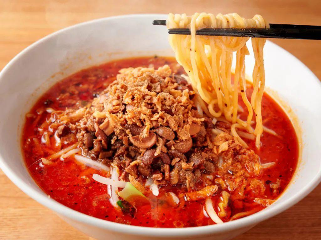 旨さに痺れる! 凄腕料理人が作る、本気の「担々麺」5選の画像