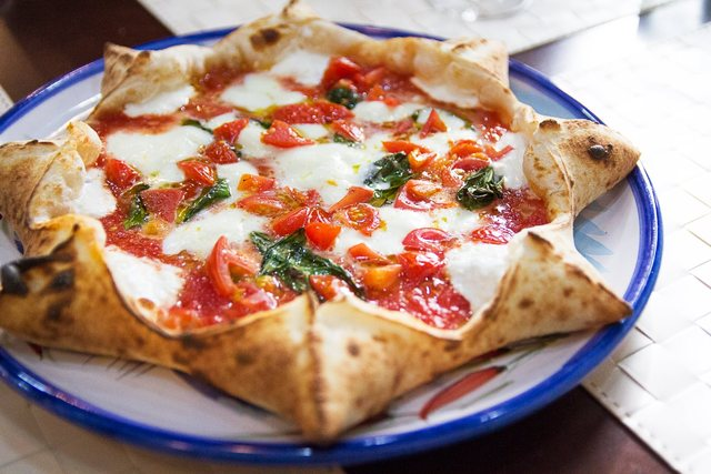 ランチ&テイクアウトで百名店のピザを食べよう!の画像