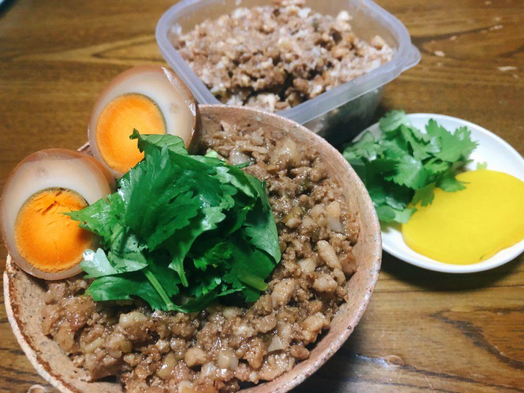 焼肉界のレジェンド「スタミナ苑」からテイクアウトOKの魯肉飯が登場!の画像