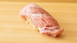 ネタは高級、価格は庶民的。1貫80円からのお好み寿司の画像